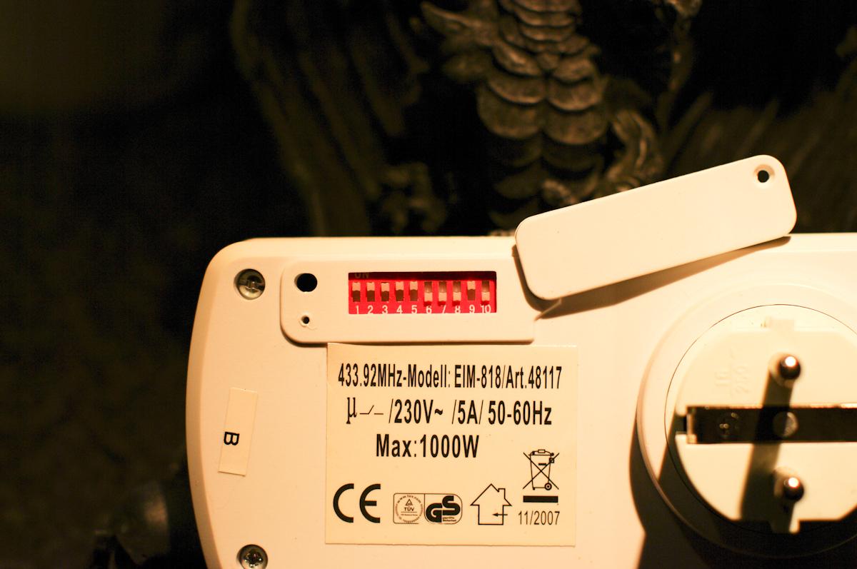 Raspberry Remote Control Outlet 433 Mhz Sender 42 Git Drogon Wiringpi Imgp8087
